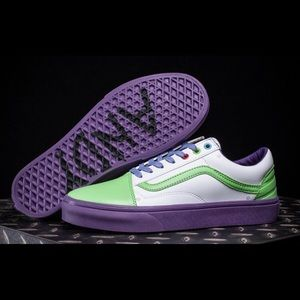 Women s Toy Story Shoes Vans on Poshmark 0a1c020fc